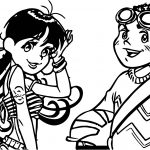 Fanfiction Comics Class Young One Life New E Different Coloring Page