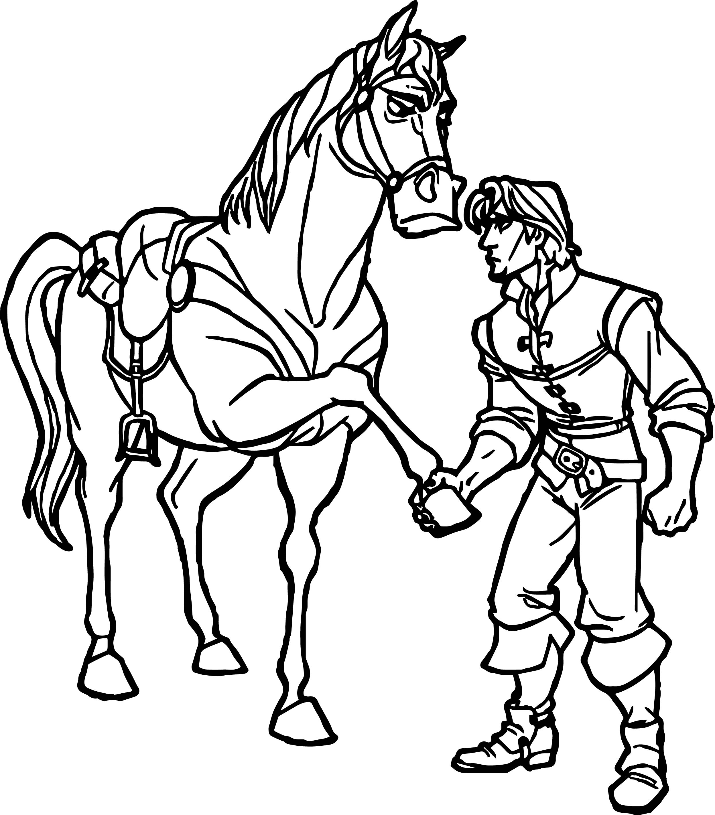 Rapunzel Pascal Ausmalbilder : Tangled Coloring Pages Rapunzel Rapunzel Colouring Pages
