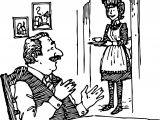 Good Work Amelia Bedelia Coloring Page