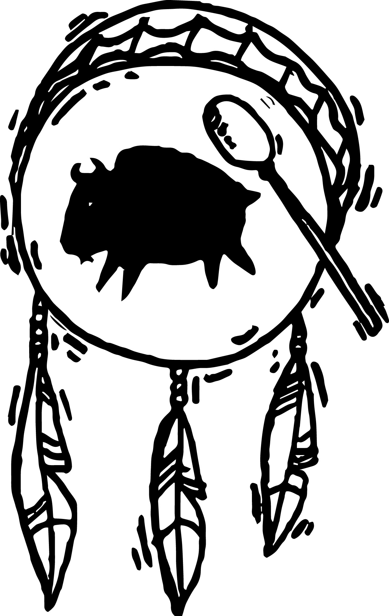 Navajo art coloring pages sketch coloring page for Navajo coloring pages