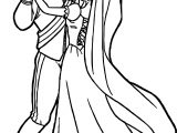 Rapunzel-Flynn-Wedding-Dance-Coloring-Pages
