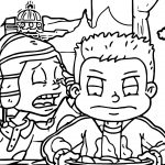 Rugrats All Grown Up Rugrats All My Eye Coloring Page
