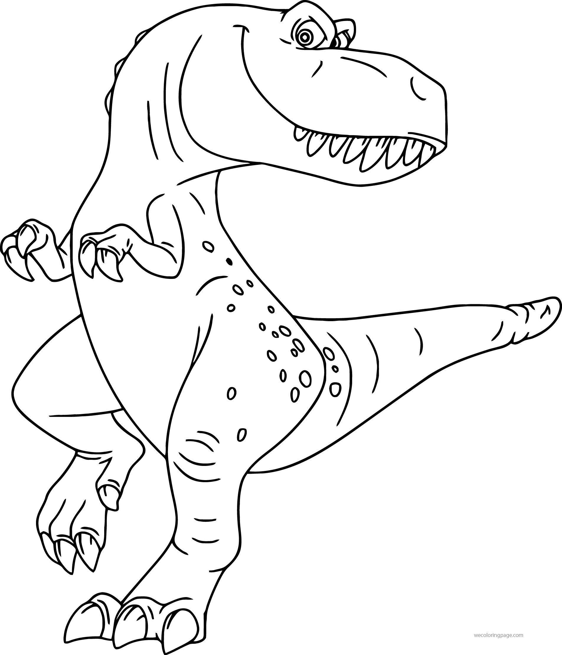 disney dinosaur coloring pages - photo#23