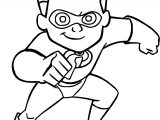 The Incredibles Boy Ready Coloring Pages