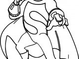 The Incredibles S Man Coloring Pages