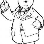 The Muppets Honeydew Doctor Coloring Pages