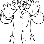 The Muppets Muppets Beaker Coloring Pages