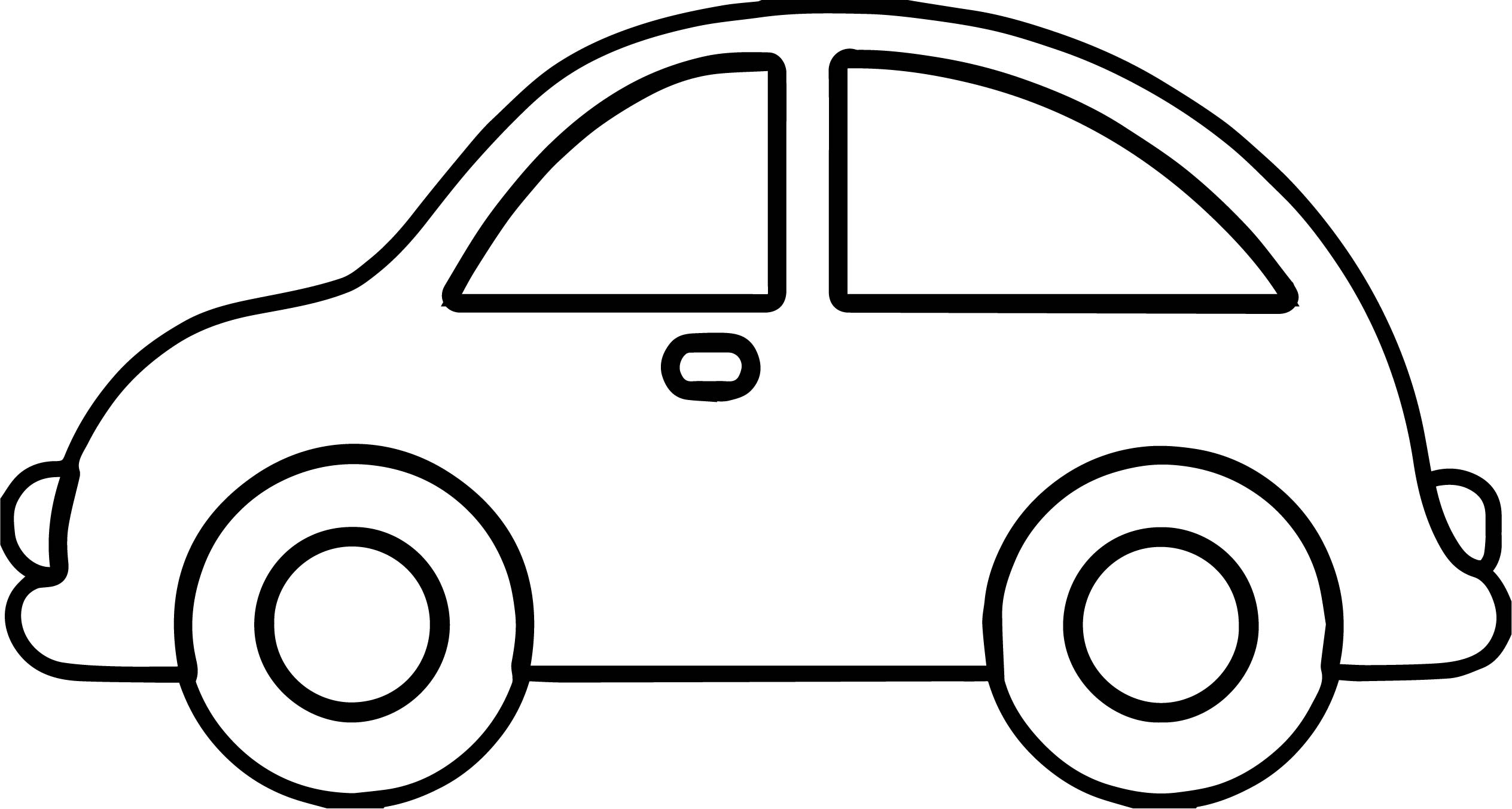 Basic Car Coloring Pages : Colouring pages of toy cars and trains coloring