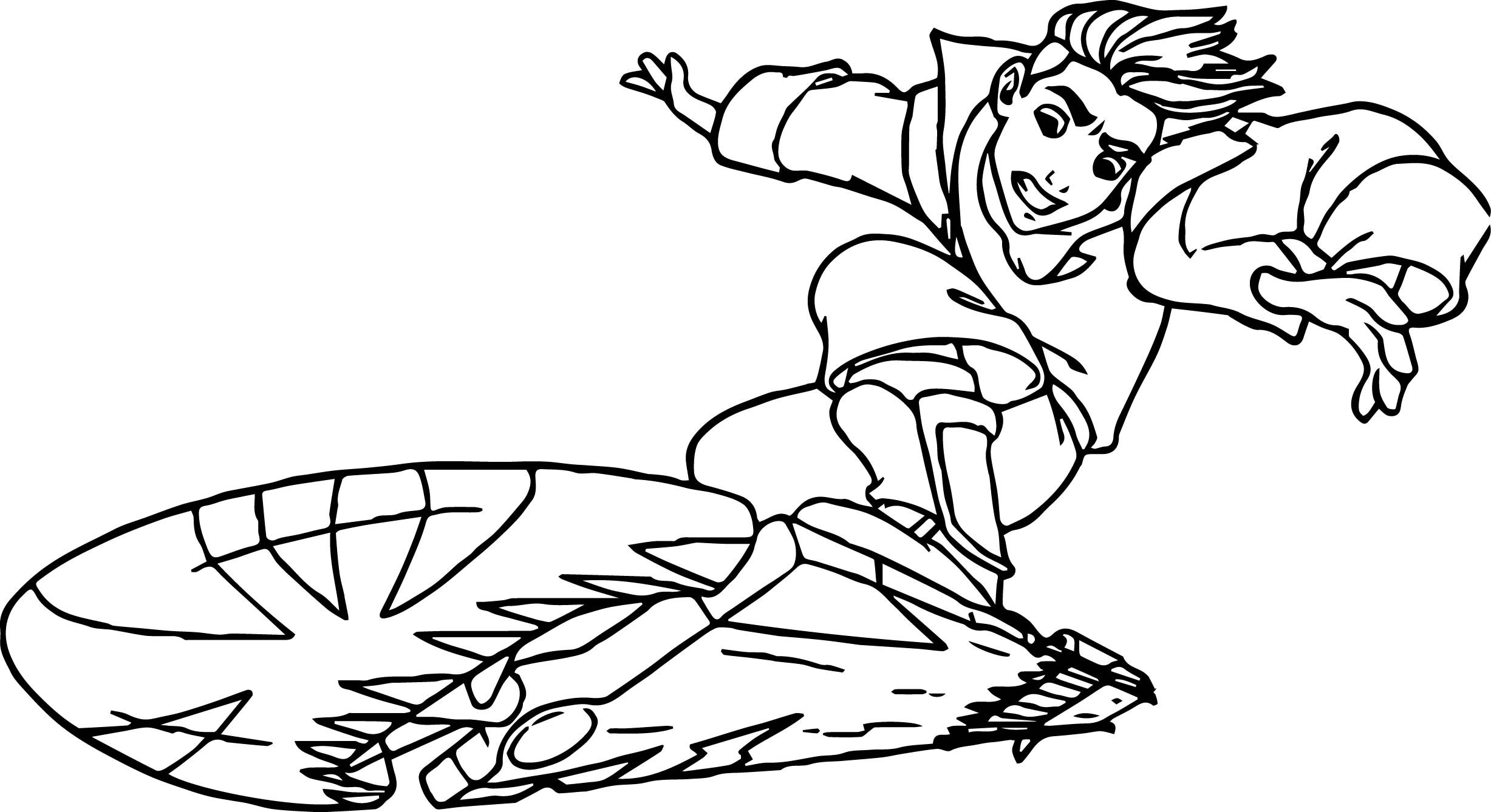 Disney Treasure Planet Coloring Pages Coloring