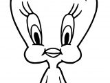 Tweety Wait Coloring Page