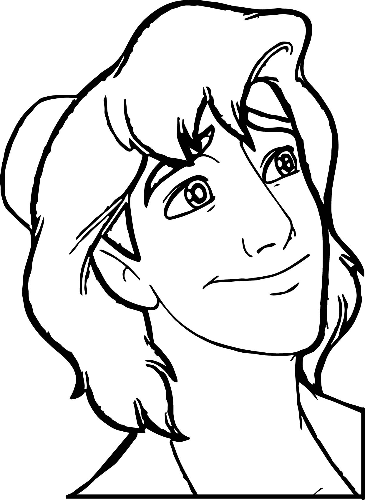 Walt Disney Prince Aladdin Walt Disney Characters Look Coloring Page