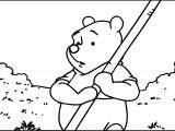 Winnie The Pooh What Happen Coloring Page