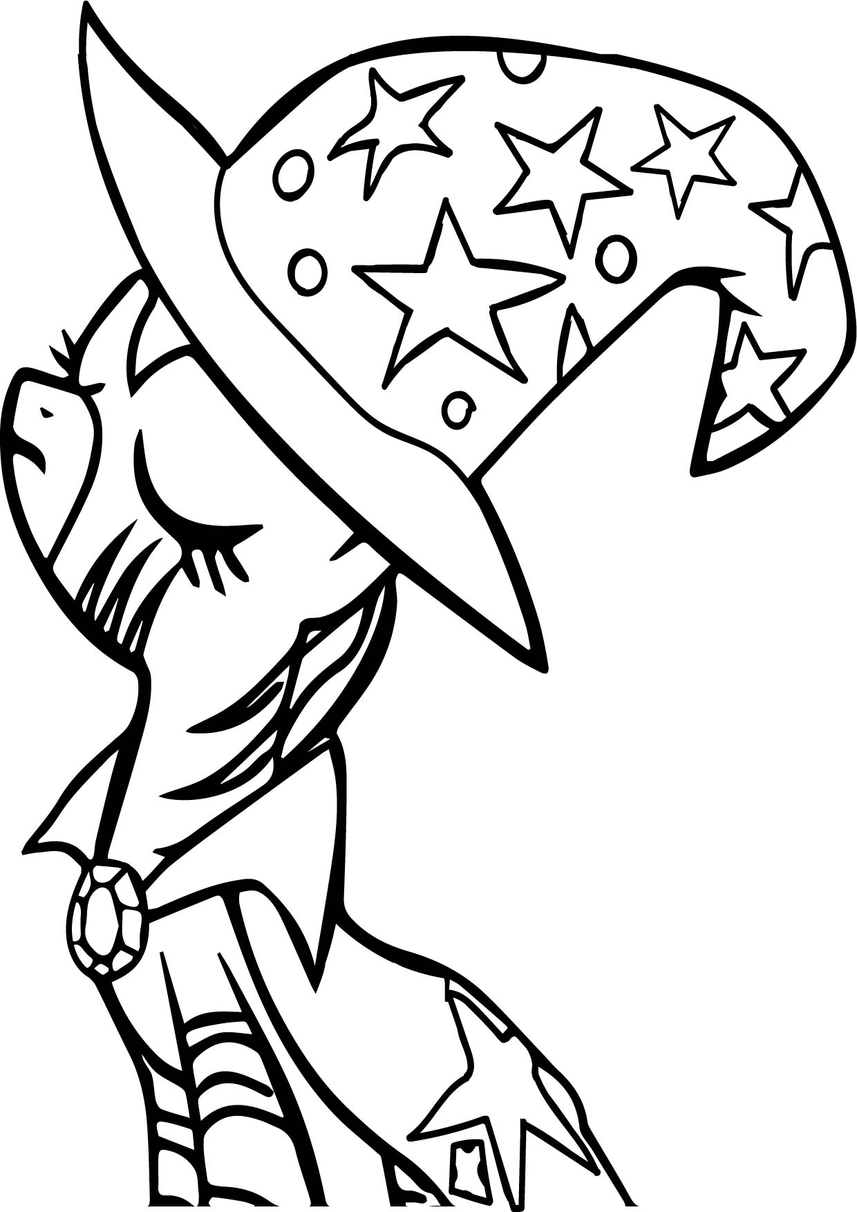 My Little Pony Zecora Coloring Pages : Zecora my little pony friendship is magic mlp cartoons