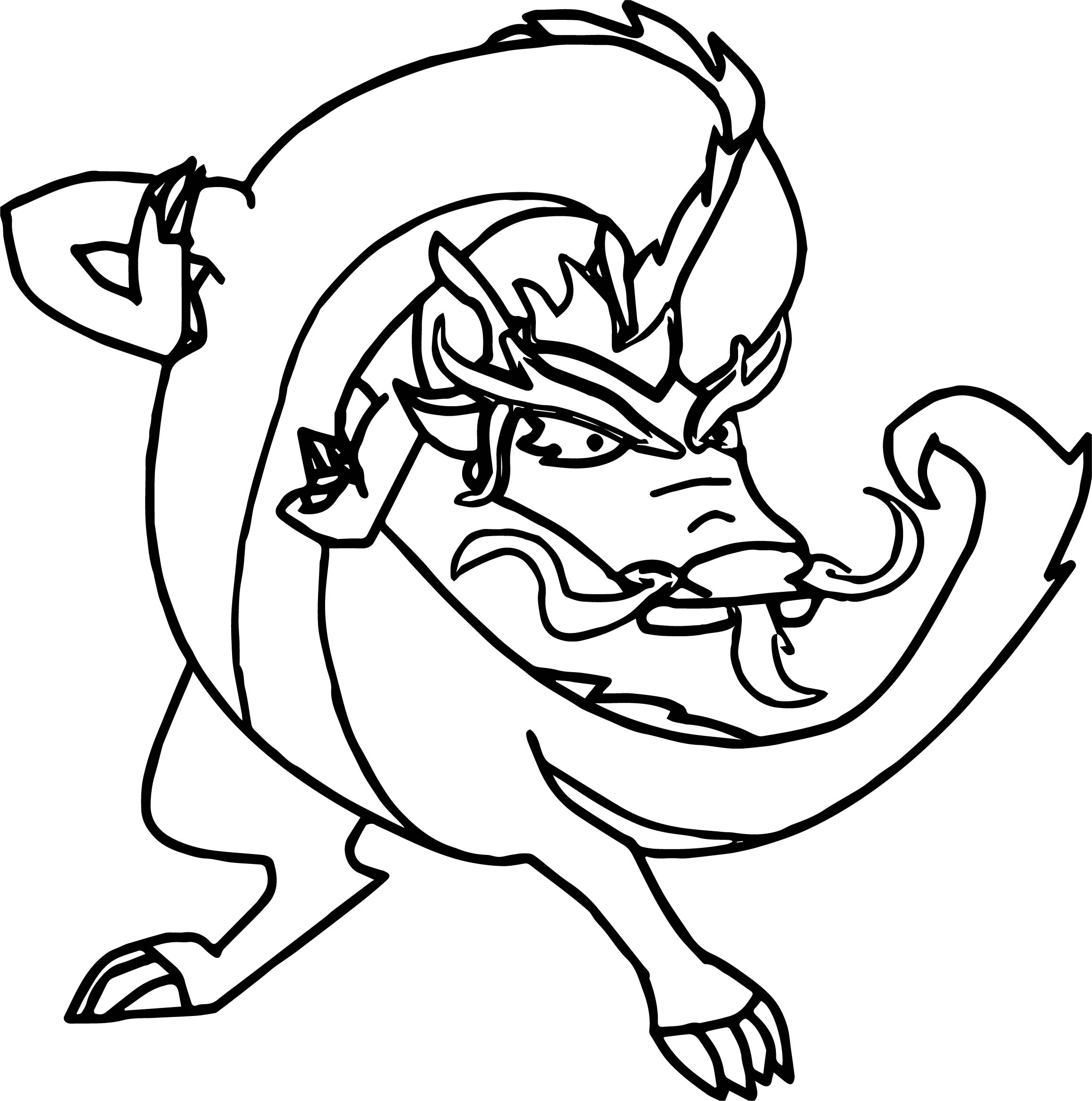 american dragon grandpa dragon the dragon coloring page