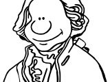 American Revolution Old Coloring Page
