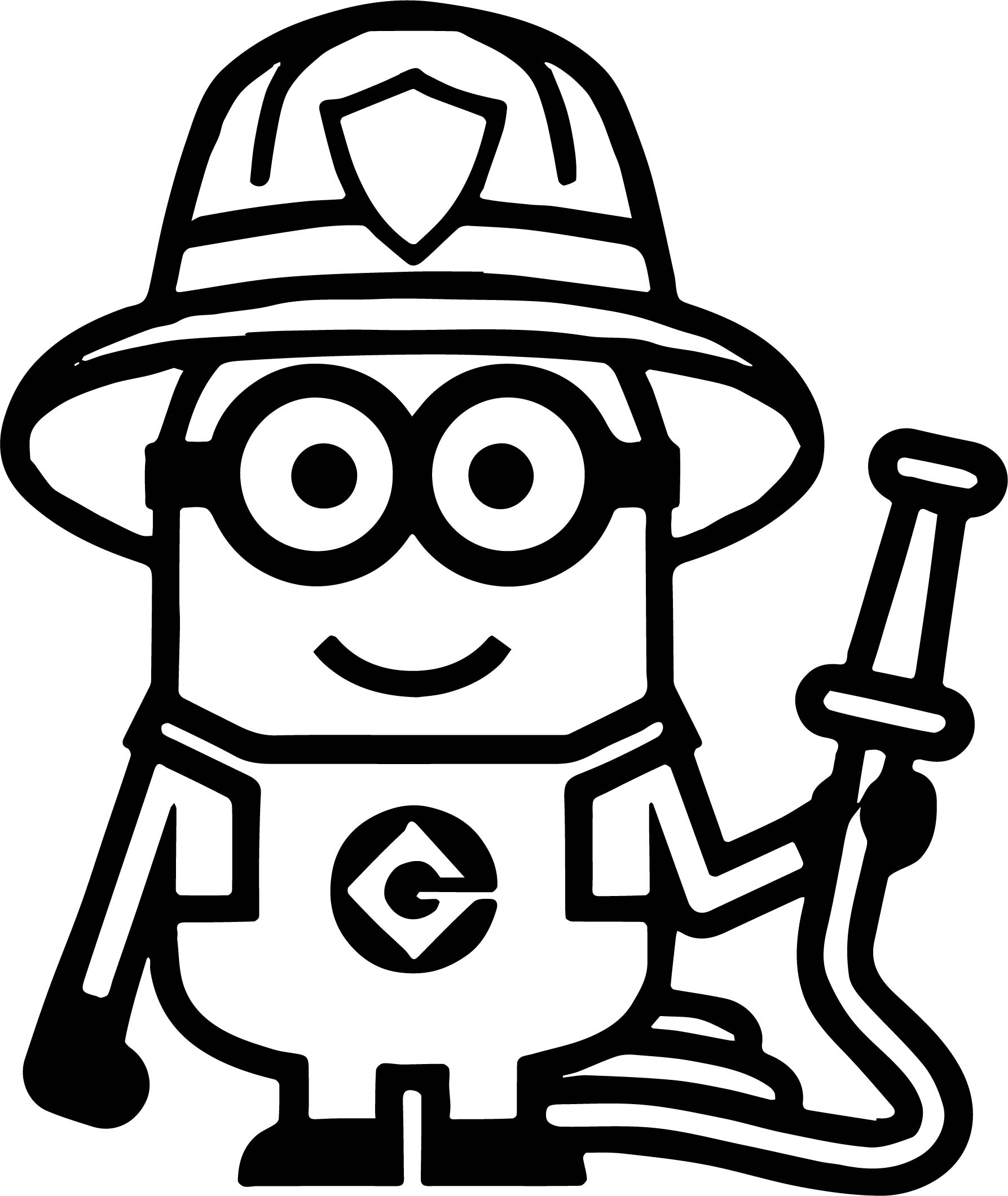 The gallery for fire station coloring pages for Fire station coloring page