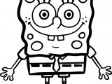 Sponge Sunger Bob SquarePants Step Coloring Page