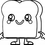 Toasty Hq Coloring Page