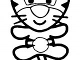 Winnie The Pooh Chibi Coloring Page
