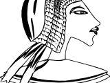 Akhenaten Coloring Page
