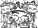 All Grown Up Baby Coloring Page