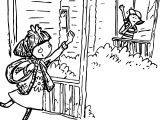 Amelia Bedelia Come Here Coloring Page
