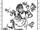 Amelia Bedelia Treasury Coloring Page