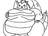American Dragon Fatty Coloring Page