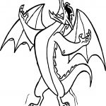 American Dragon Jake Long Noo Coloring Page