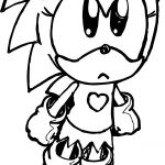 Amy Rose Hope Coloring Page