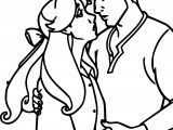 Anastasia And Boyfriend Hope Coloring Pages