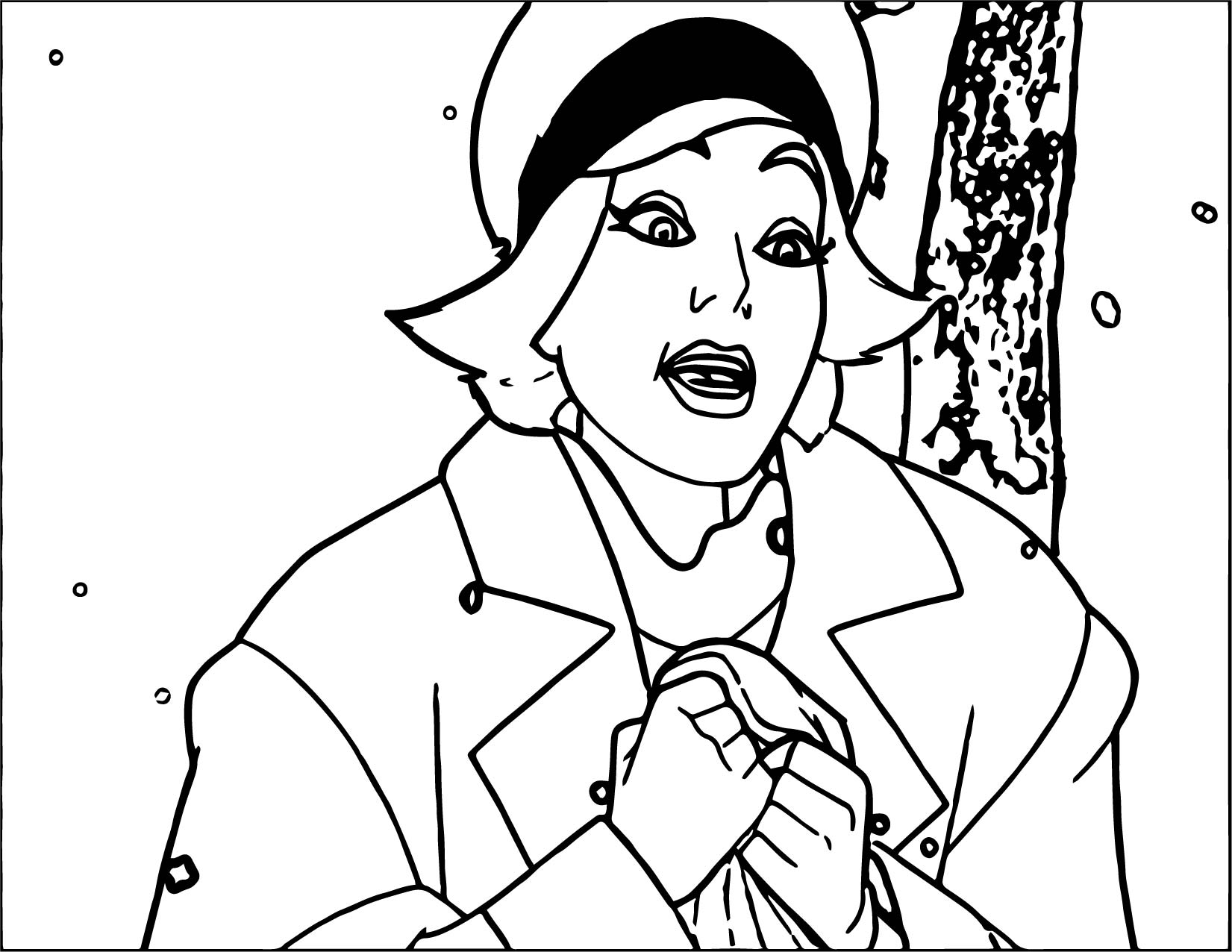 Anastasia Talking Coloring Pages