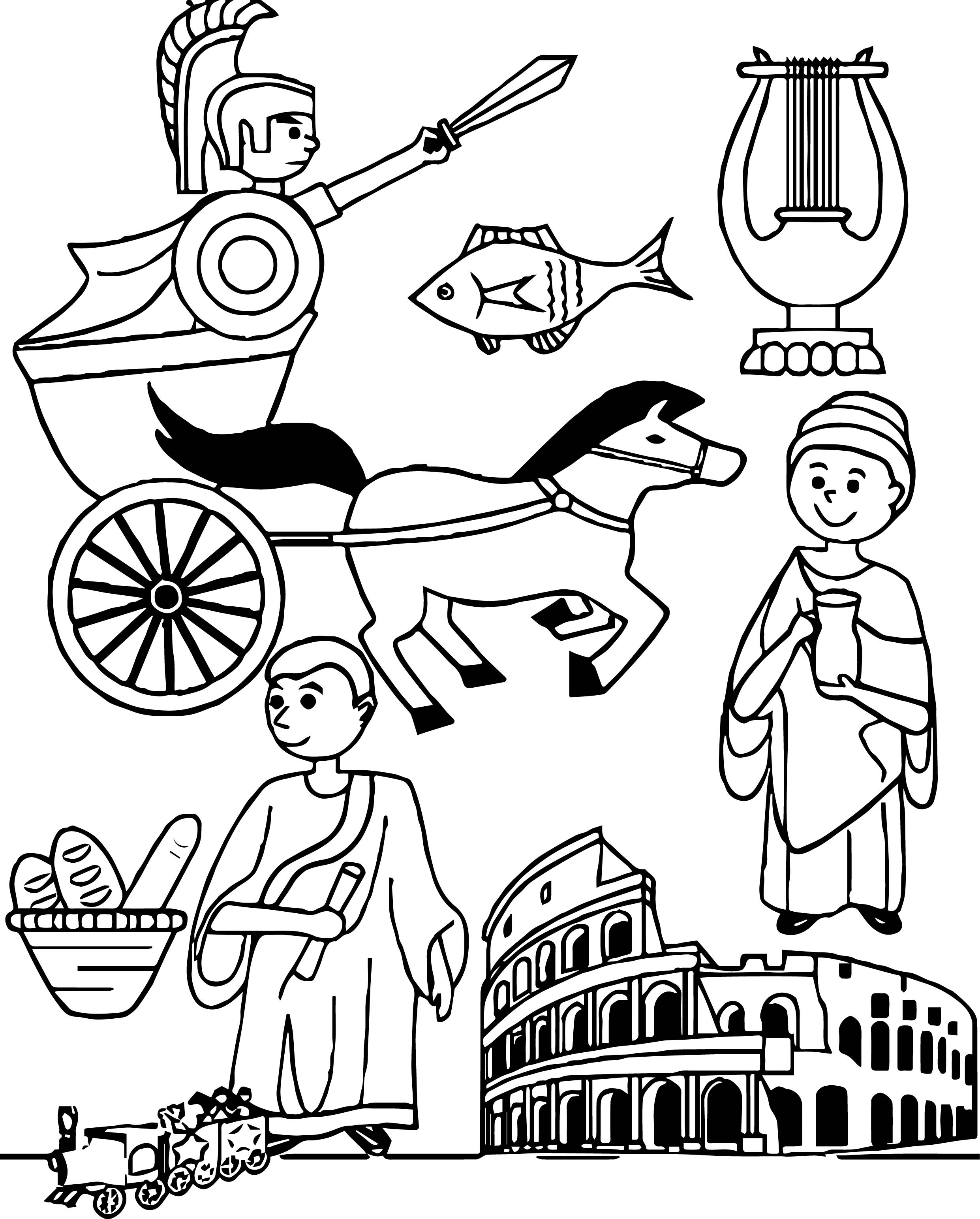 HD wallpapers ancient rome coloring pages designcloveghd.gq
