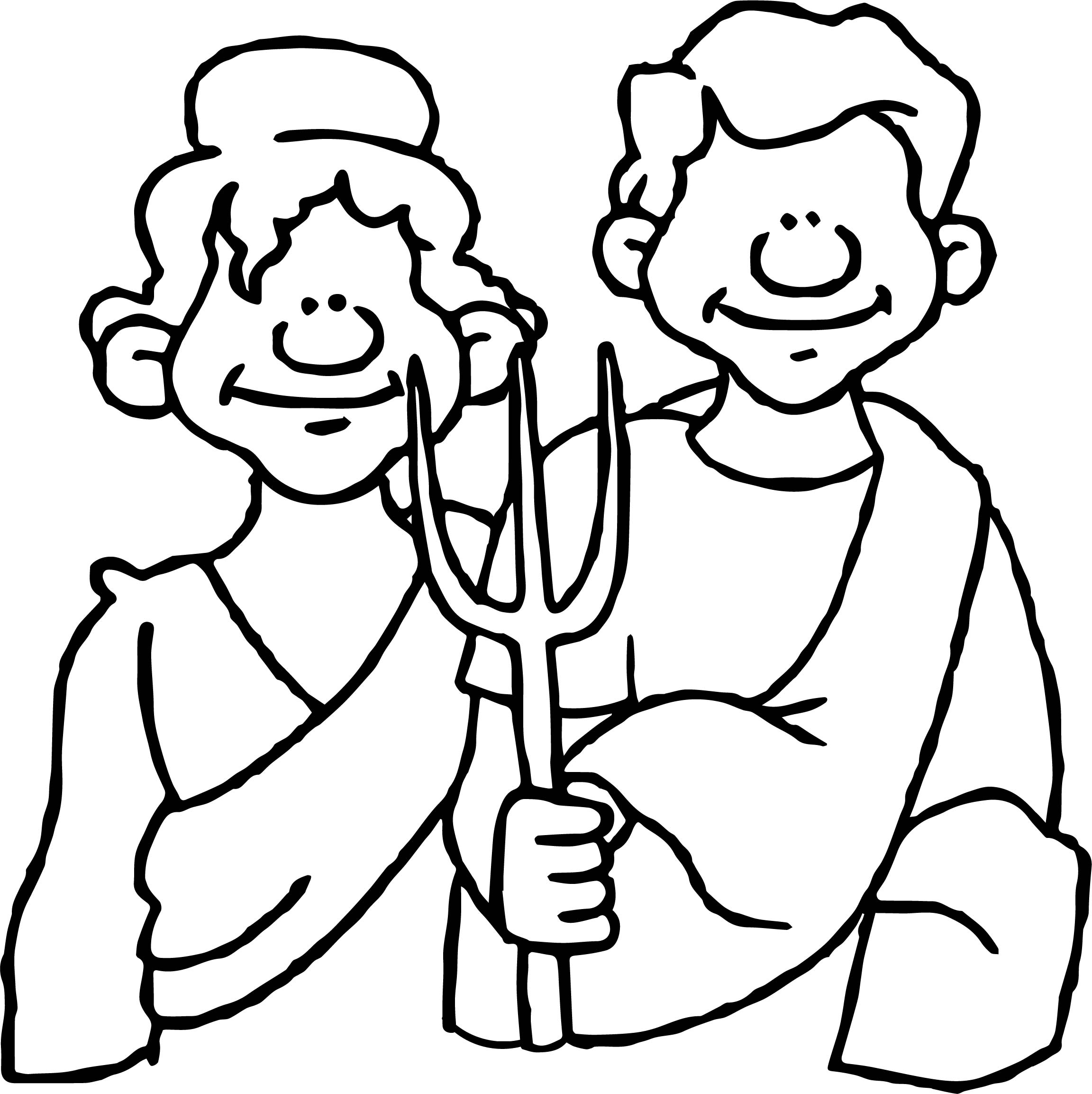 Ancient rome village family coloring page for Ancient rome coloring pages