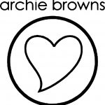 Archie Browns Logo Coloring Page