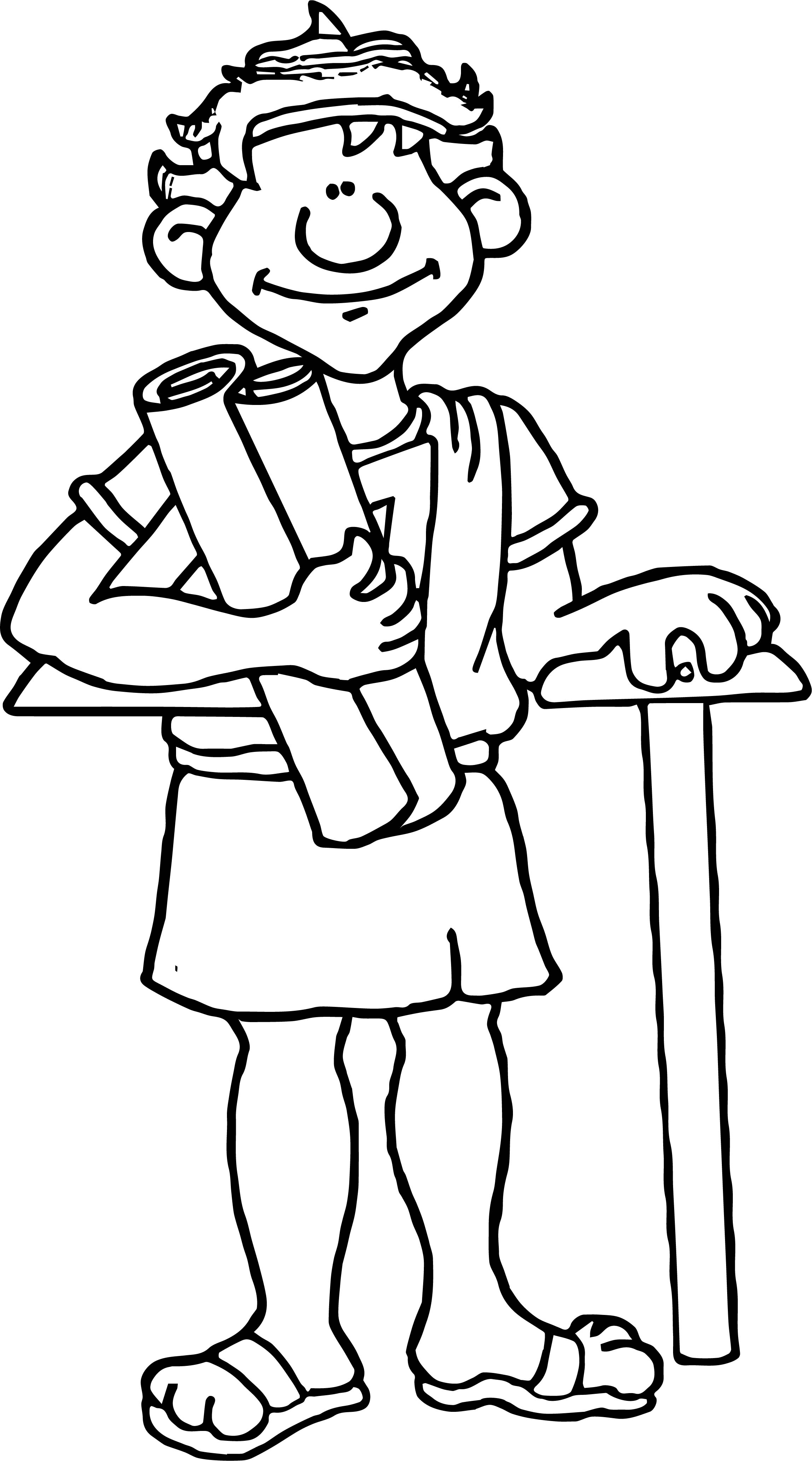coloring pages of roman buildings - photo#33