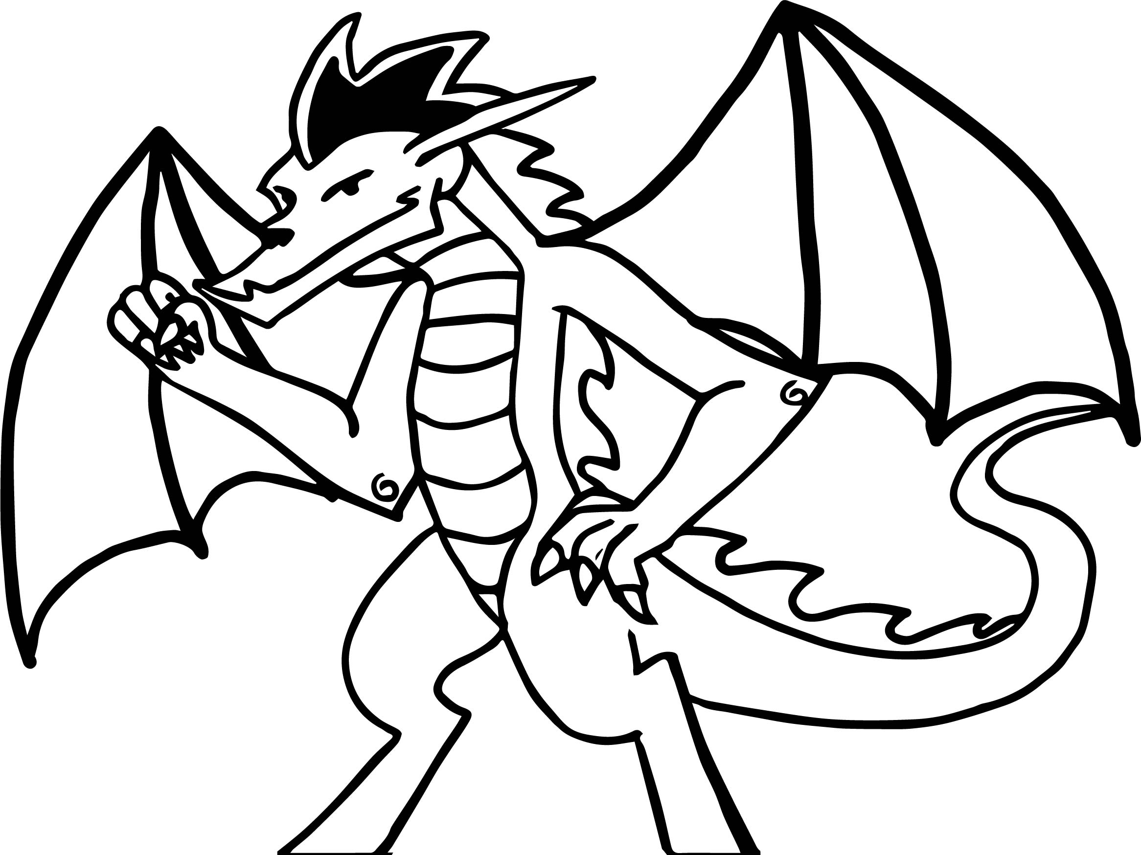 Are You Ready American Dragon Jake Long Coloring Page