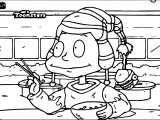 Dil Pickles All Grown Up Coloring Page