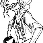 Eliza Thornberry Mugen Smashing Check Out The Wild Thornberries All Grown Up Jpeg Coloring Page