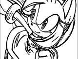 Go Amy Rose Coloring Page
