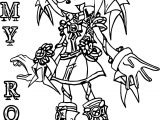 Modern Time Amy Rose Coloring Page