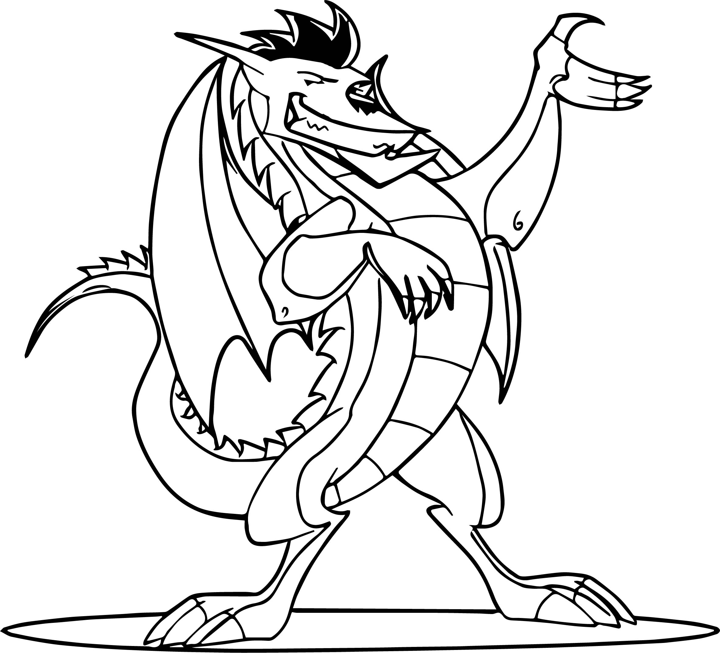 Perfect Super American Dragon Jake Long Coloring Page  Wecoloringpage