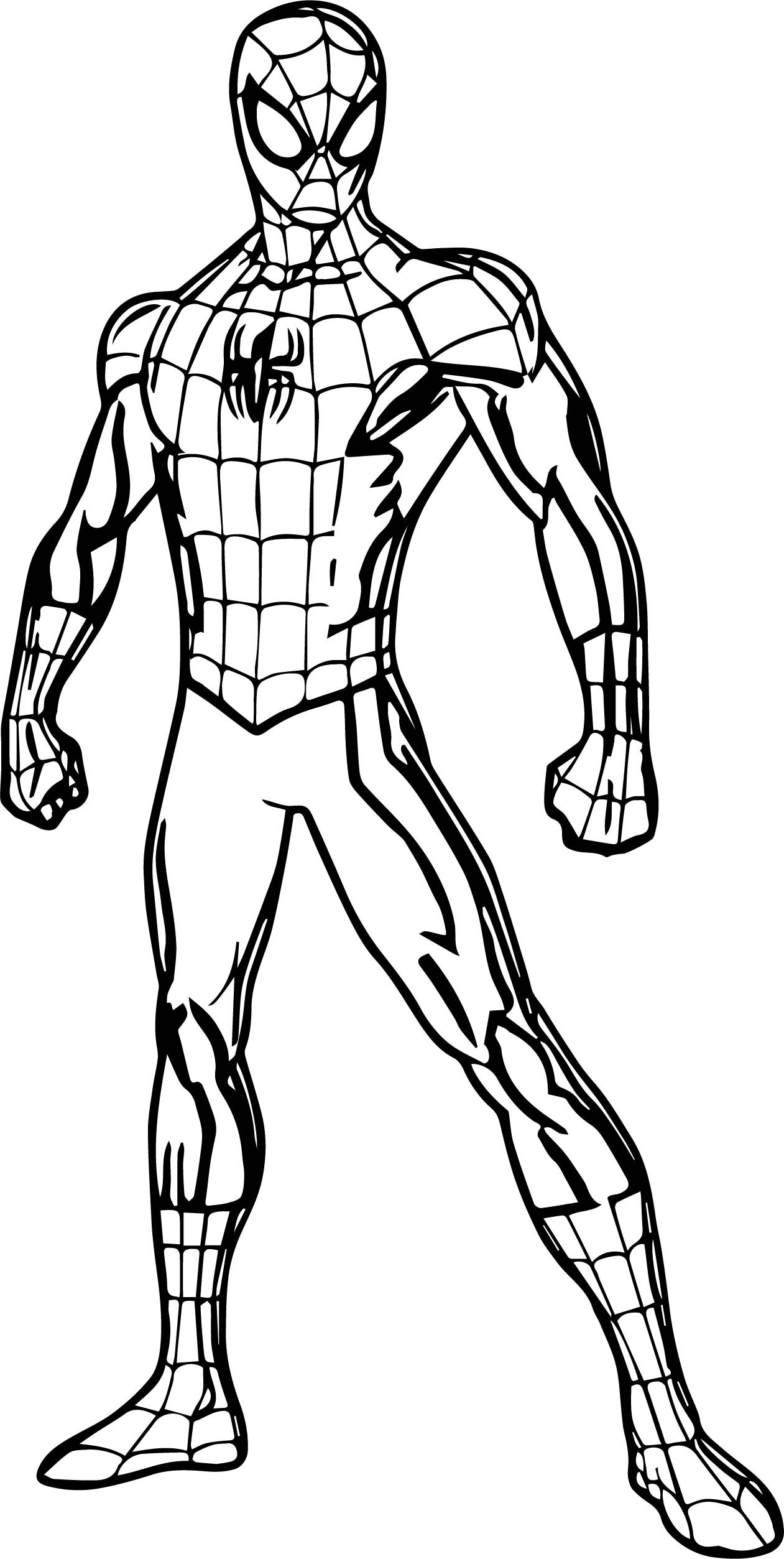 male coloring pages - leg male poses coloring pages