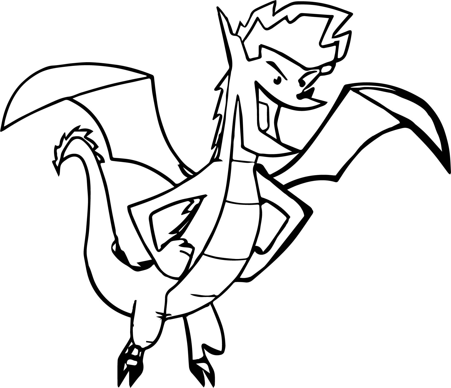 Sunshine American Dragon Jake Long Coloring Page