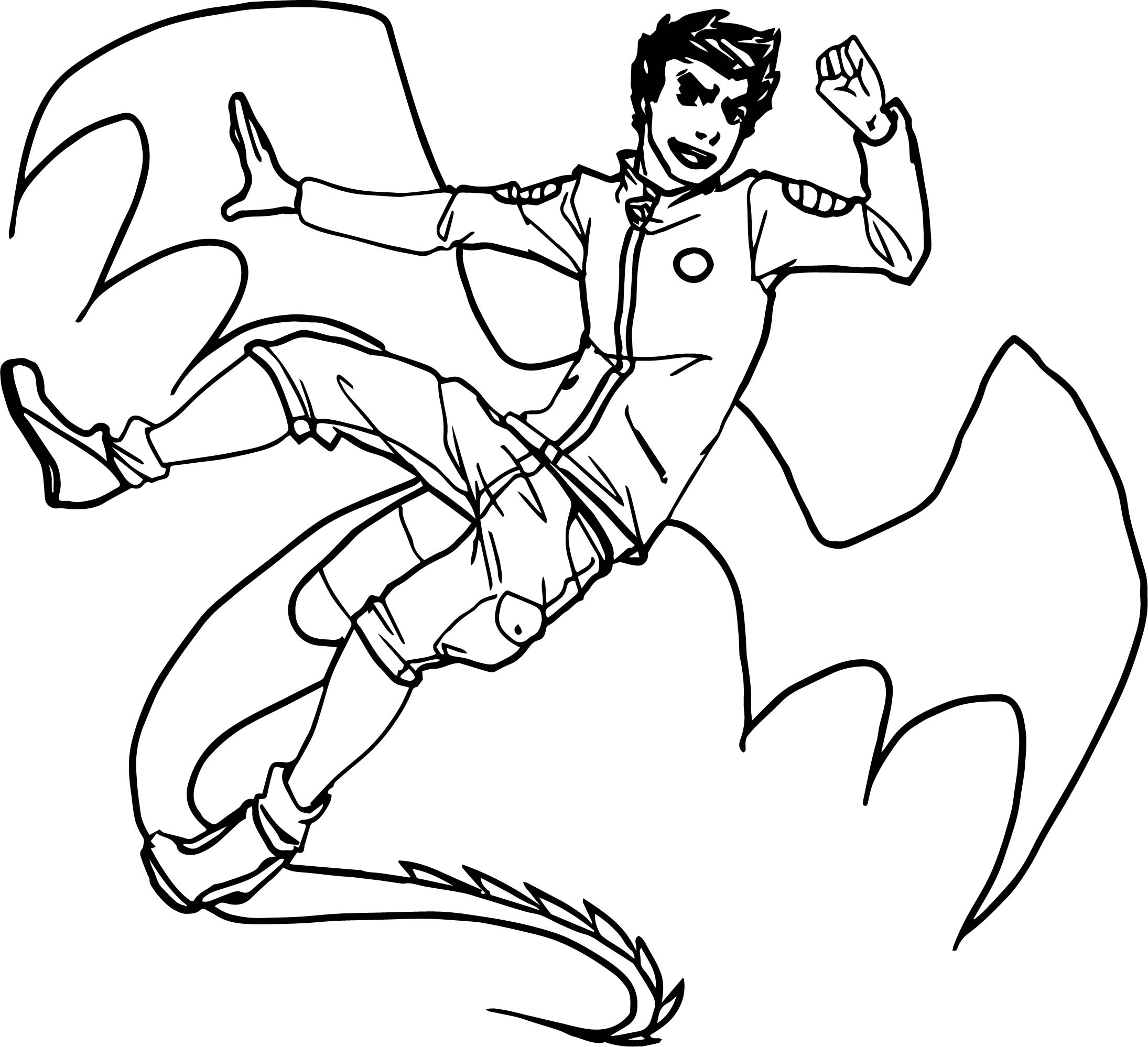 man coloring page youtuf com