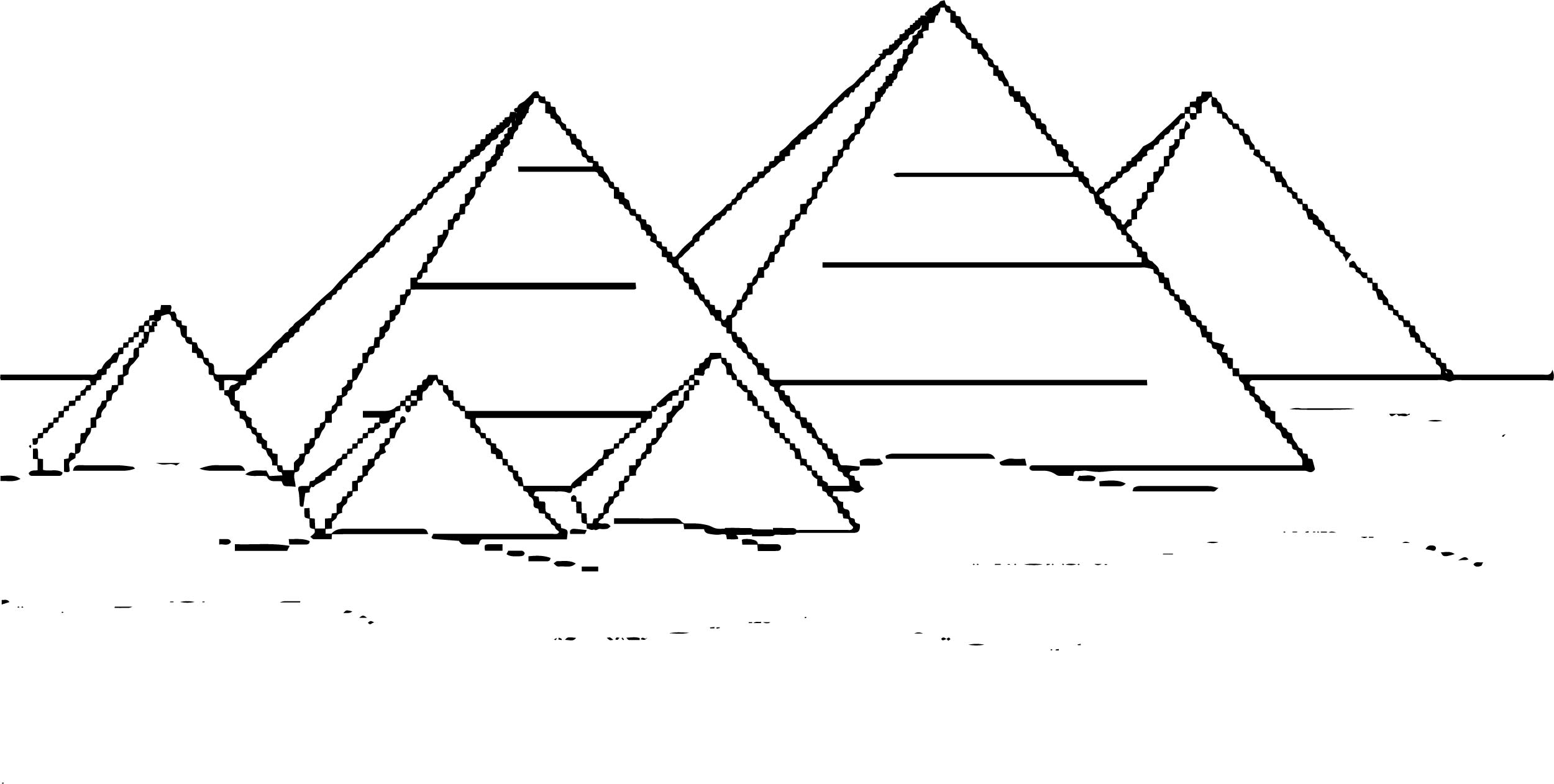 Egypt flag coloring page 3149354 - datu-mo.info