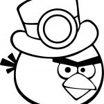 Angry Birds Rio Camera Coloring Page