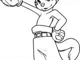 Animaniacs Yakko Coloring Page