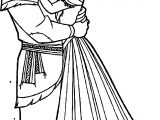 Anna Kristoff Full Coloring Page