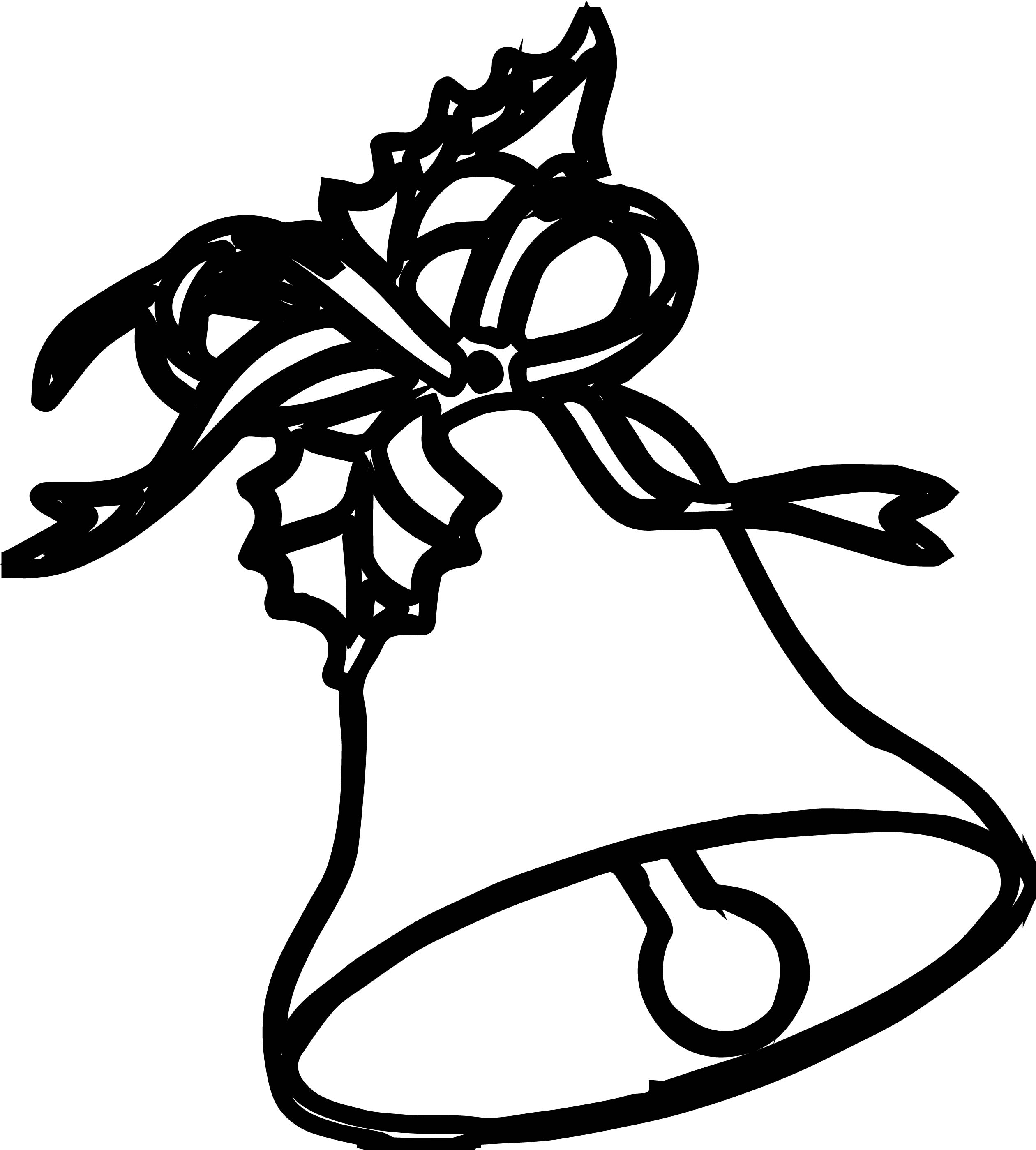 Any Bell Coloring Page | Wecoloringpage.com